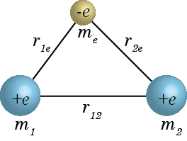 2.4 水素分子イオン – スペクト...